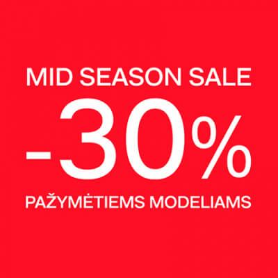 86292d89 Mid Season sale! -30 % selected models.